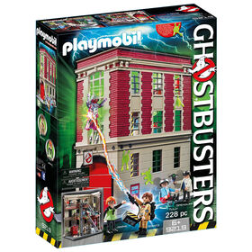Playmobil - Ghostbusters Ghostbusters Firehouse