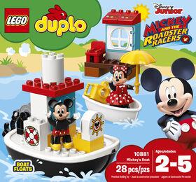 LEGO DUPLO Disney Mickey's Boat 10881