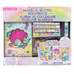 Make It Mine Magical Glitter Scrapbook - R Exclusive