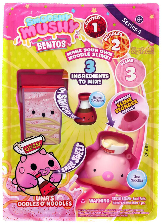 Smooshy Mushy Bento Series 6