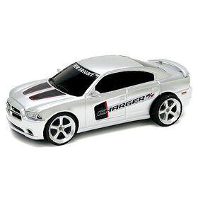 New Bright - Auto de sport radiocommandée 1/24 - Dodge Charger 27MHz.