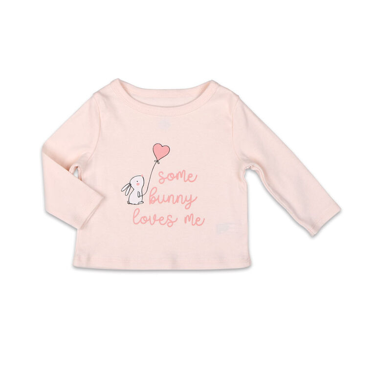 Ensemble chemise et pantalon Koala Baby Dream Girl, Some Bunny Love Me - Jusquà - 3 Mois