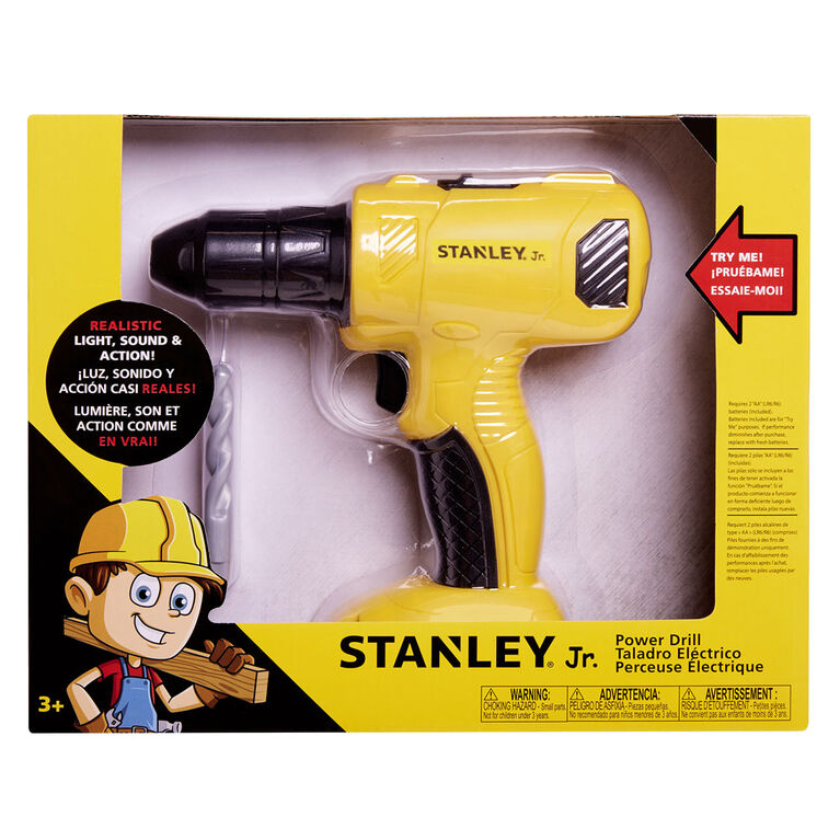Stanley Jr., Power Drill