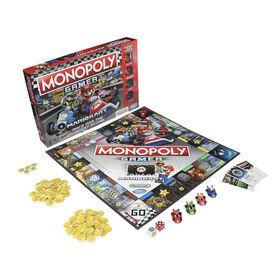 Hasbro Gaming - Monopoly Gamer Mario Kart