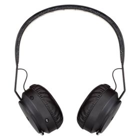 MARLEY REBEL bluetooth wireless on ear headphones black