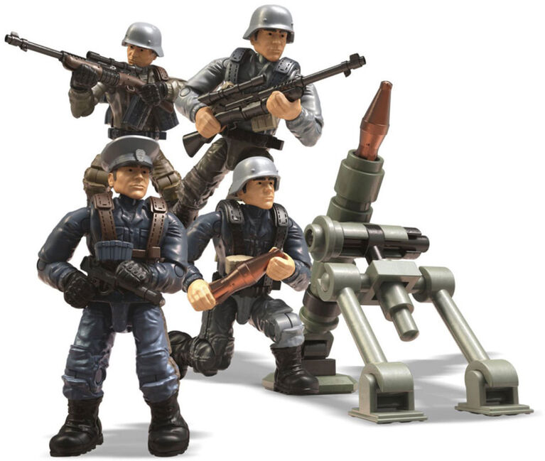 Mega Construx Call of Duty Enemy Soldiers