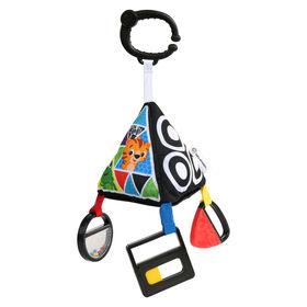 Baby Einstein Playful Pyramid High Contrast Toy