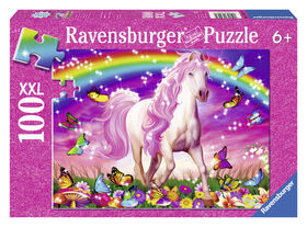 Horse Dream - Glitter Puzzle