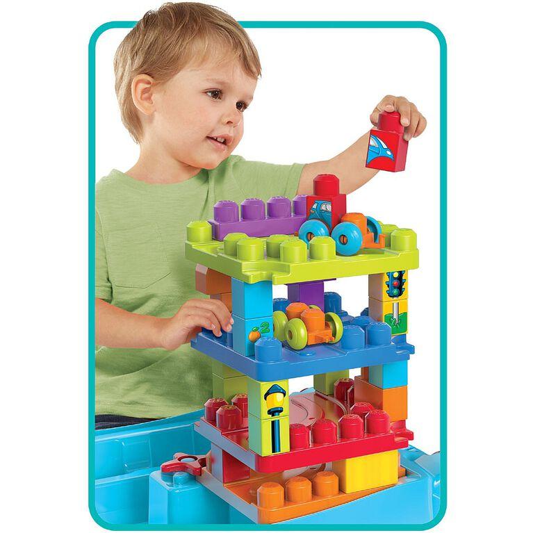 Mega Bloks - Build'N Learn Table