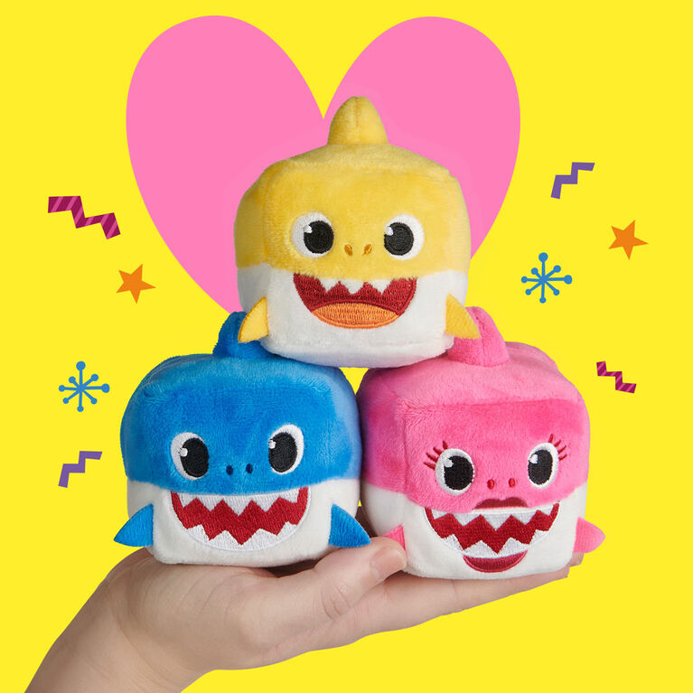 Cube de son Famille requin de Pinkfong - Bébé requin - Par WowWee