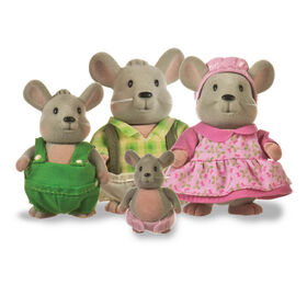 Li'l Woodzeez, Handydandy Mice