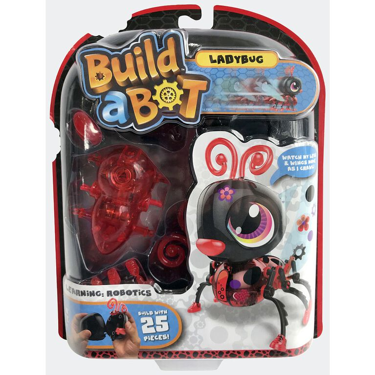 Build-a-Bot Scamper Squad - Lady Bug