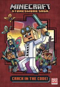 Crack in the Code! (Minecraft Stonesword Saga #1) - English Edition