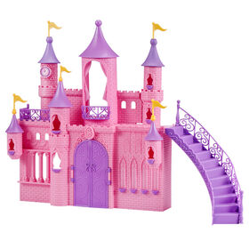 Sparkle Girlz Mini Castle with Cupcake Doll