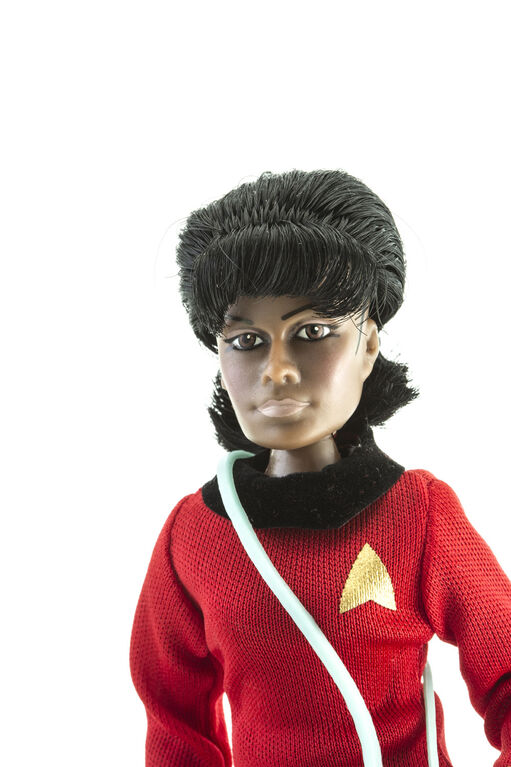 "Star Trek TOS - Lt. Uhura 8"" figure"