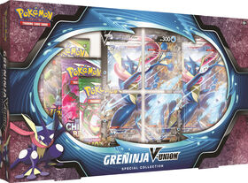 Collection spéciale V-Union Pokémon - Amphinobi - Édition anglaise