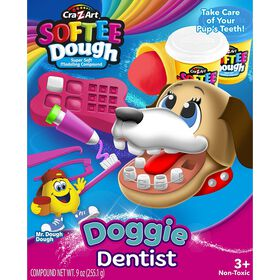Cra-Z-Art - Softee Dough - Doggie Dentist
