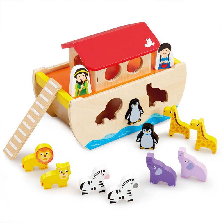 Woodlets Noah's Ark Shape Sorter - R Exclusive