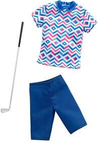 Barbie Ken Fashions - Golfer Ourfit
