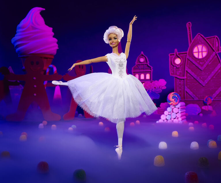 Barbie The Nutcracker and the Four Realms Ballerina of the Realms