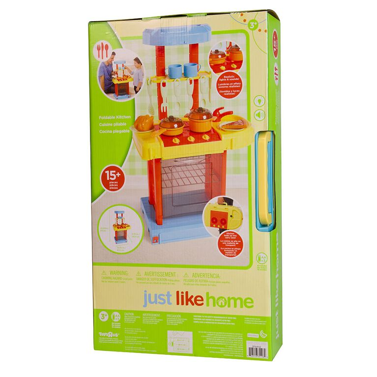Just Like Home - Foldable Kitchen