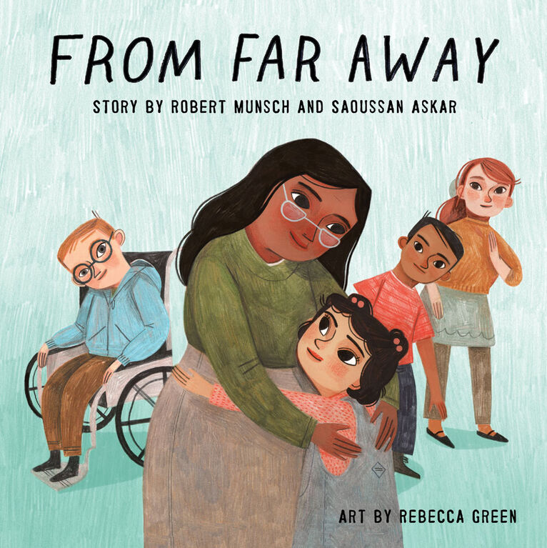 Far From Away - Édition anglaise