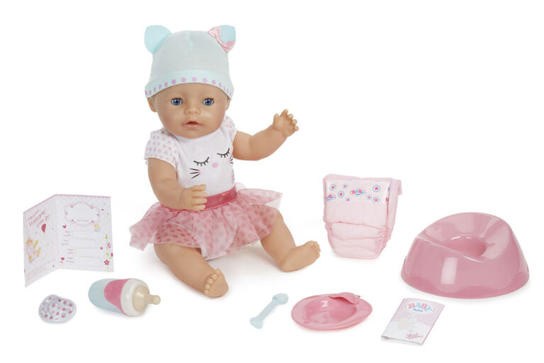 BABY born Interactive Doll