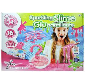 Science4you - Sparkling Slime