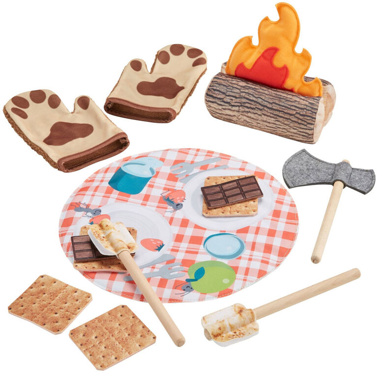 Fisher -Price S'more Fun Campfire