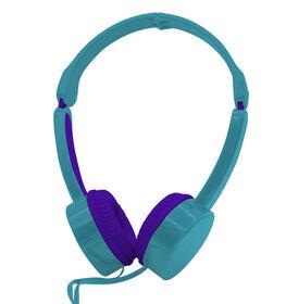 Polaroid Kids Vol Limit Headphones, Bleu