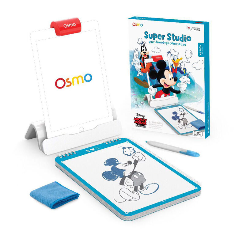OSMO Super Studio - Mickey Mouse Expansion