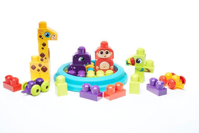 Mega Bloks Basic Building - Elephant Parade
