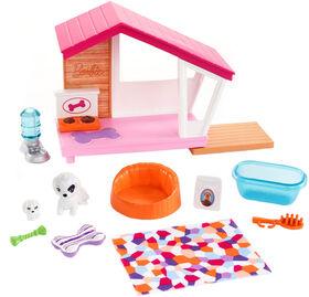 Barbie Indoor Furniture, Dog House Pack