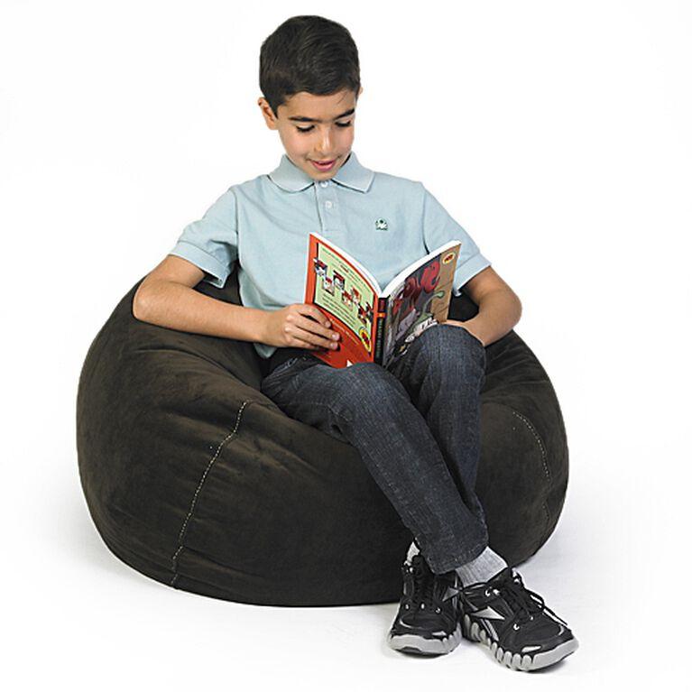 Comfy Kids - Fauteuil-sac Comfy - Brun