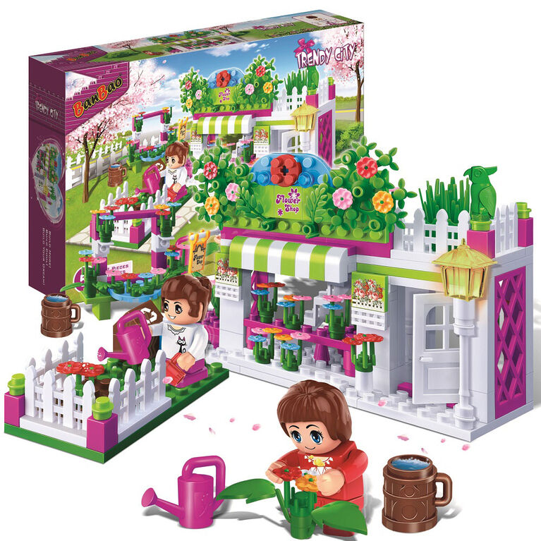 BanBao Trendy City - Flower Shop
