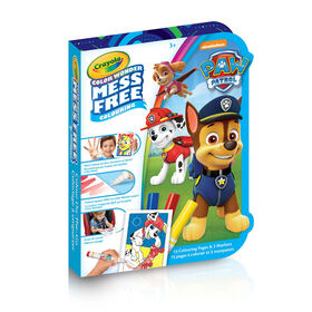 Color Wonder On-The-Go Book, Paw Patrol