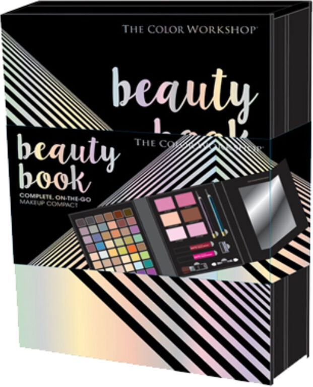 Livre beauté The Color Workshop