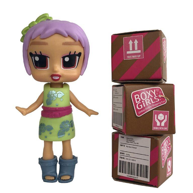 Boxy Girls Mini Bee