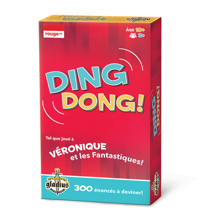 Ding Dong (French Only)