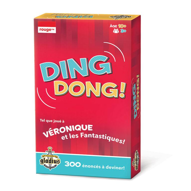 Ding Dong - Édition française