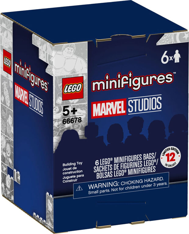 LEGO Minifigures Minifigure Assortment Wave 3 66678