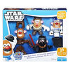 Playskool Friends Mr Potato Head Star Wars - Minipatates galactiques