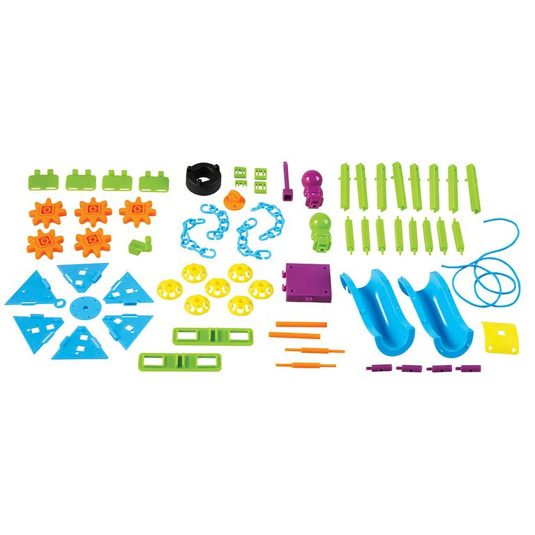 Learning Resources STEM Playground Engineering & Design Kit
