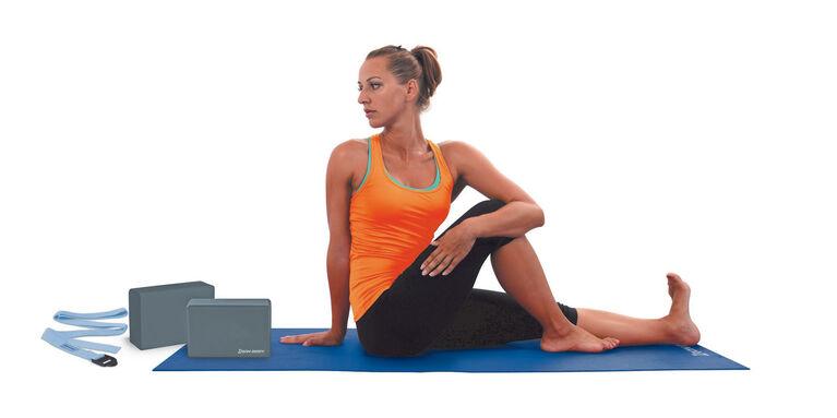 Iron Body Fitness IBF - Ensemble de Yoga