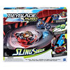 Ensemble de combat Attaque sur rails Beyblade Burst Turbo Slingshock