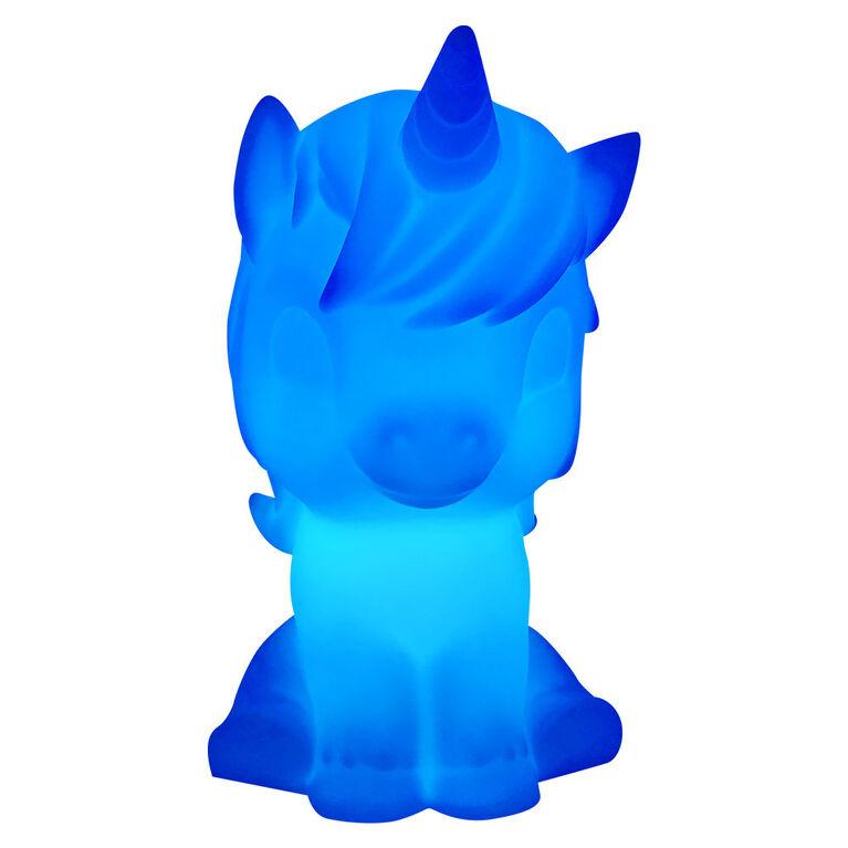 Lumi Starburst LED night light - Unicorn