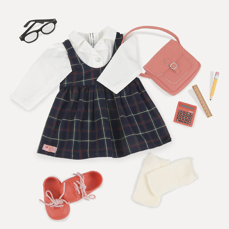 Our Generation, Perfect Score, School Uniform Outfit for 18-inch Dolls