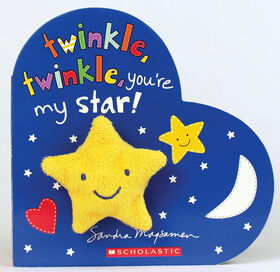Twinkle, Twinkle, You're My Star - Édition anglaise