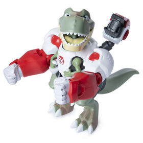 Super Dinosaur, Massive 11-Inch Action Figure with 3-Inch Projectile Accessory - R Exclusive