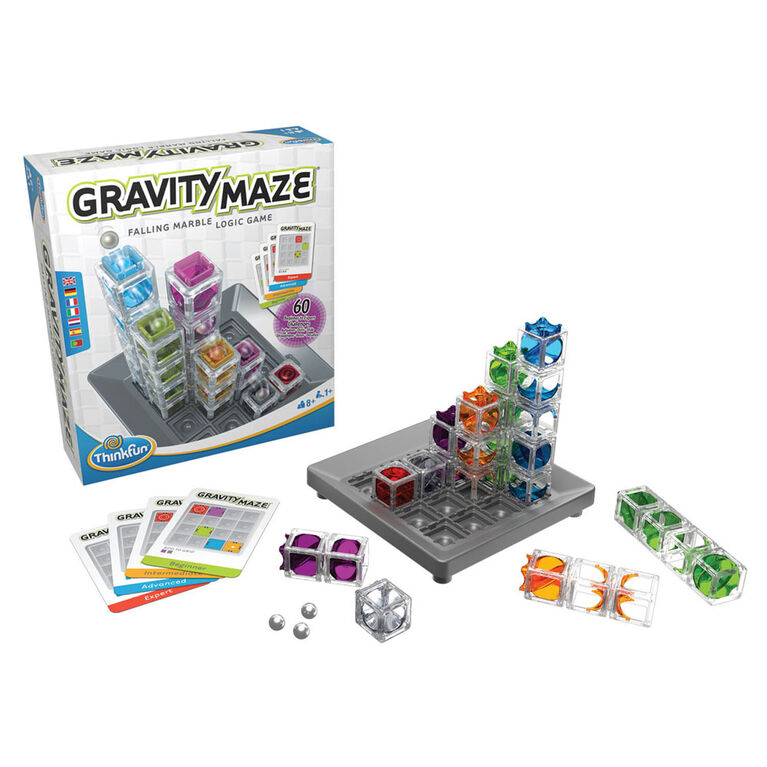 Thinkfun - jeu Gravity Maze
